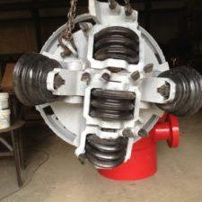 36 38 inch retracting head